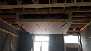 faux plafond ruban led menuiserie image et conseil