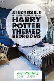 Harry Potter Themed Bedroom