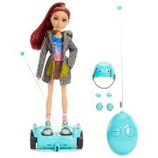 Mini Dollhouse Furniture Plastic Stroller Bike Car For Barbie
