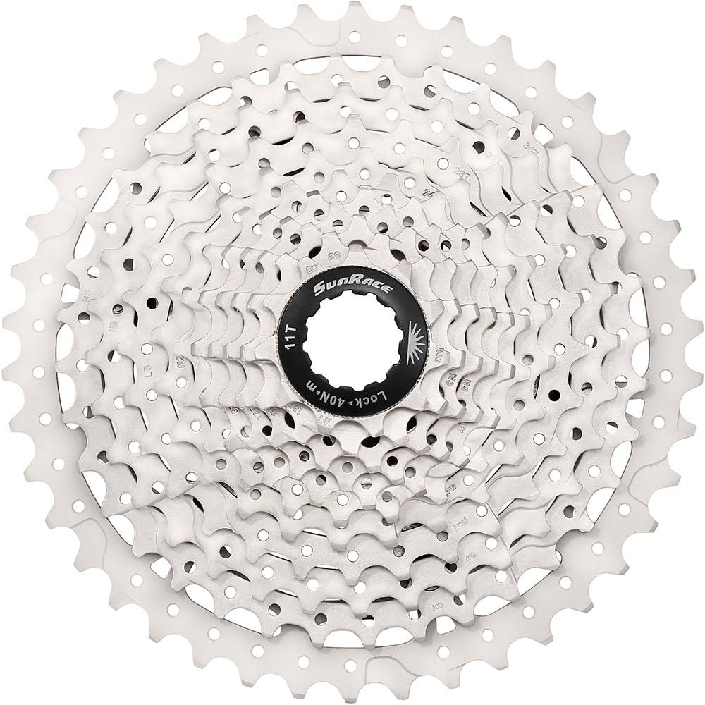 SunRace MS3 Cassette - 10 Speed, 11T to 42T