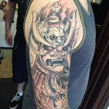 Tattoos For Men 2016 75 Best Japanese Samurai Tattoo Designs Meanings