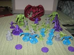 Board Game Review Legend Of Drizzt DD Fun For All