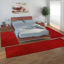 wohnraum teppiche möbel wohnen läufer shaggy bettumrandung