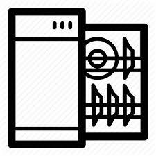 Symbols Dishwasher Image 15792