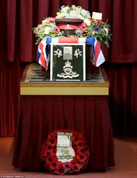 Most Decorated Soldier Uk by World War Two Veteran U0027s Funeral To Be Attended By U0027family Of
