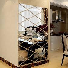 diy 3d aufkleber spiegel aufkleber home wohnzimmer dekoration yxp70821650sl