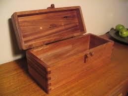 Amazing Wooden Box Plan