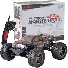 Large Remote Control RC Kids Big Wheel Toy Car Monster Truck - 2.4 ... 118 Remote Control Car Rc Electric 15kmh Racing Crawler Truck Monster Cheetah King 24ghz Ironhide Killer Scale 116 114 Exceed Veteran Desert Trophy Ready To Run 24ghz New Bright 64v Grave Digger Excavator Transport Stunning Action Youtube 12 Volt Chevy Style 4wd Offroad Military Dudeiwantthatcom Best Cars Buyers Guide Reviews Must Read Everybodys Scalin Pulling Questions Big Squid 2017 1520 Rc 6ch 1 14 Trucks Metal Bulldozer Charging Rtr