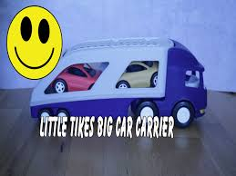Little Tikes Big Car Carrier | We Love Cars | We Love Trucks - YouTube Little Tikes North Coast Racing Systems Semi Truck With 7 Big Car Carrier Walmartcom Legearyfinds Page 414 Of 809 Awesome Hot Rods And Muscle Cars Find More For Sale At Up To 90 Off Hippo Glow Speak Animal 50 Similar Items Cars 3 Toys Jackson Storm Hauler Price In Singapore Ride On Giraffe Uk Black Limoesaustintxcom Preschool Pretend Play Hobbies Toy Graypurple Rare Htf For Sale Classifieds Vintage Toddle Tots Cute