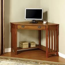 Sauder Beginnings Student Desk Highland Oak by Sauder Beginnings Corner Computer Desk Cinnamon Cherry Hayneedle