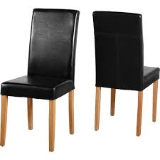 G3 Set Of 2 Black Faux Leather Dining Chairs Cream Faux Leather Ding Chair With Curved Leg Crossley Single Adela Maple And Lpd Padstow Chairs Pair Brown Or Red Faux Leather Ding Chairs Antique Vintage Button Stud Detail Pack Of 2 Table Seat Set Bolero Tan Mark Harris California Simpli Home Cosmopolitan 9piece 8