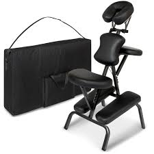 100 Folding Chair With Carrying Case Best Choice Products Portable Light Weight Massage Therapy