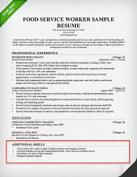 Food Serviceresume Skills Section Examples Resume Examples ... Cashier Resume 2019 Guide Examples Production Worker Mplates Free Download 99 Key Skills For A Best List Of All Jobs 1213 Skills Section Resume Examples Cazuelasphillycom Sales Associate Example Full Sample Computer Proficiency Payment Format Exampprilectnoumovelyfreshbehaviour 50 Tips To Up Your Game Instantly Velvet Eyegrabbing Analyst Rumes Samples Livecareer Practicum Student And Templates Visualcv