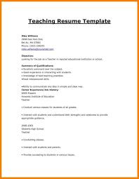Sample Teacher Resumes Fresh Professional Resume Template Job Application Letter Ielts