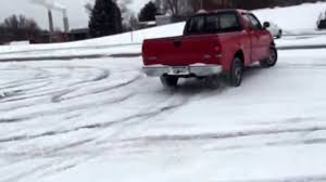 1997 Ford F-150 2WD Playing In Snow! - YouTube 4wd Vs 2wd In The Snow With Toyota 4runner Youtube Tacoma 2018 New Ford F150 Xlt Supercrew 65 Box Truck Crew Cab Nissan Pathfinder On 2wd 4wd Its Not Too Early To Be Thking About Snow Chains Adventure Chevy Owning The 2010 Used Access V6 Automatic Prerunner At Mash 2015 Proves Its Worth While Winter Offroading Driving Fothunderbirdnet 2002 Ranger Green 2 Wheel Drive Bed Xl Supercab Extended Truck Series Supercab Landers Serving