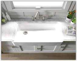Kohler Farm Sink Protector by Kohler Whitehaven Farm Sink Home Design Ideas