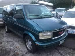 2000 GMC Safari For Sale In Portland OR
