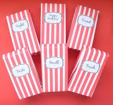 5 Senses Gift Boxes