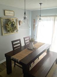 Dining Room Farmhouse Rooms Wall Decor Rustic Ideas