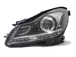 depo 2012 2014 mercedes benz w204 c class c63 amg style projector