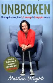 Unbroken My Story Of Survival From 7 Bombings To Paralympics Success