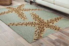 Grant I O Abstract Pattern Outdoor Area Rug RUG