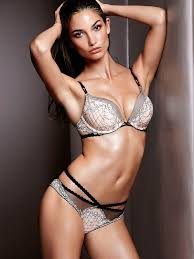 Victorias Secret Halloween Panties 2012 by Lily Aldridge For Victoria U0027s Secret Lingerie Lily Aldridge