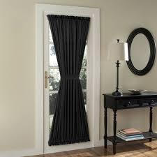 sun zero bartlett room darkening door panel walmart com