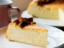 blitzrezept schneller pudding quarkkuchen ohne boden