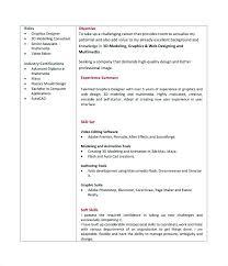 Graphic Designer Resume Design Sample Resumes Entry Level Pdf