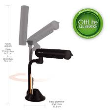 ottlite wing shade table l desk table ls and lights