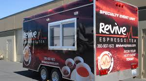 100 Vancouver Food Trucks Cart Wraps WA NW Sign Solutions