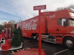 Coca-Cola Christmas Truck In Taunton: Photo Shows Crowds Gathering ... Coca Cola Christmas Truck Tour Dates Announced 2015 Great Days Out Coca Cola Pepsi 7up Drpepper Plant Photosoda Bottle Vending Coke Truck For Malaysia Is It Pinterest Cacola Interactive Map Gb 443012 Led Light Up Red Amazoncouk In Belfast Live 1980s With Accsories Spotted Studio All Set Cacola Philippines Mickey Bodies Cocacola Liverpool 2017 Echo Bottling Coplant Photococa Machine The Onic Tower Bridge Ldon