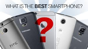 What is the BEST smartphone