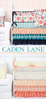 pink navy baby bedding tags navy and coral baby bedding coral