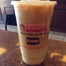 Large Pumpkin Iced Coffee Dunkin Donuts by Dunkin Iced Coffee With Almond Milk Dunkin Donuts Now Has Almond