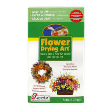 Michaels Crafts Wedding Decorations by Activa Flower Drying Art Silica Gel