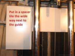 4x12 Subway Tile Spacing by Ceramic Subway Tile 3 Pro Installation Secrets Diytileguy