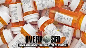 Overdosed How doctors wrote the script for an epidemic