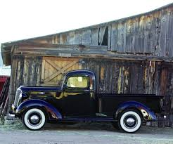 The Mileage Master - 1937 Chevrolet 1/2-Ton Pickup - - Hemmings ...