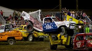 Demo Derby Trucks | Colorado State Fair 2013 - YouTube