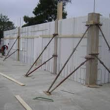 pour mur exterieur bloc de coffrage en polystyrène expansé pse pour mur porteur