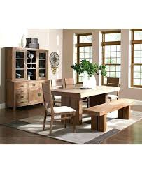 Macys Dining Set Table Champagne Room Furniture Collection Collections S