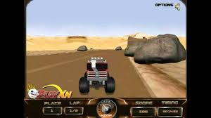 100 3d Monster Truck Games Playing Desert Race 3D To Play Free