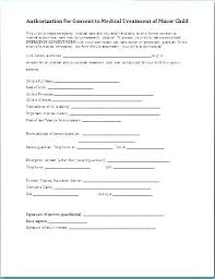 Consent Form Template School Counseling Informed Sample Parental Child Forms Trip Excursion Permission Fie Medical Sampl