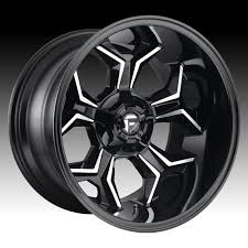Fuel Avenger D606 Gloss Black Milled Custom Truck Wheels Rims Fuel ... Fuel D239 Cleaver 2pc Gloss Black Milled Custom Truck Wheels Rims Offroad Wheel Collection Off Road Regarding Car Ford F150 On 2piece Rampage D247 California My Lifted Trucks Ideas Pinatubo By Rhino Utv Hostage Iii D568 Matte Anthracite With 18in Trophy Exclusively From Butler Tires