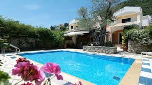 Luxury Greek Villas Beach House For Rent In Tinos Island Cyclades