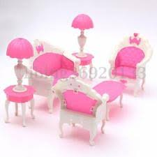 Barbie Living Room Furniture Set by Barbie Furniture Sets Ebay