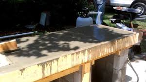 Outdoor Kitchen Construction, Concrete Counter Form - YouTube Download Outdoor Bar Top Ideas Garden Design Caesar Stone Patio Bar With Powder Coated Steel Base And Cedar Mr Mrs O Building A My Bff Concrete Worktops Sinks Home Decor Diy White Countertop Mix Ipirations Top Prep Dublin Square La Crosse Wi Empire And Installing Diy Countertops Ellys Blog How To Build A Tips Pete 2 Of 5 Parsons Style Breakfast Made Out Layered Plywood Worktops Tags 89 Impressive Make Backyard Beautiful Made