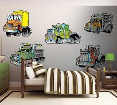 5 Different Semi Truck Wall Decals, Each 18-24 Inches Wide Wall ... Tesla Unveils Its Electric Semi Truck And Adds A Roadster The Big Sleepers Come Back To The Trucking Industry Trucks Heavyduty Available Models How Wide Is A Semitruck Referencecom Trailer Length 53 Feet Is Not Standard Evywhere 5 Questions We Still Have About Lil Rigs Mechanic Gives Pickup An Eightnwheeler M1088 Tractor What Of Lorry Range Of Up 600 Miles Says Musk Autocar Wallpaper On Everything Trucks Kenworth Rightsizes New Model
